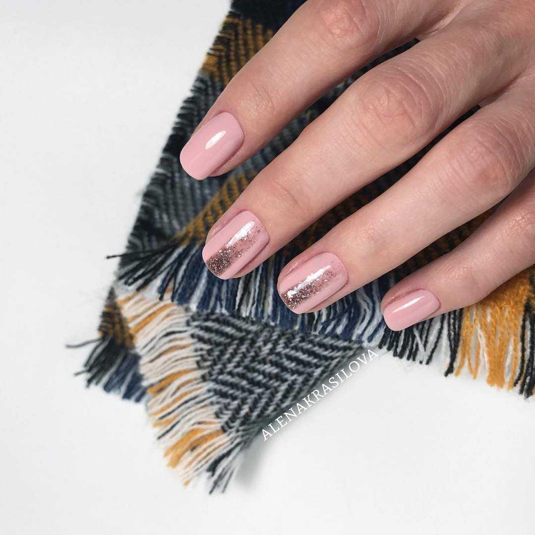 Геометрия на ногтях гель-лаком (36 фото как сделать дизайн) 12