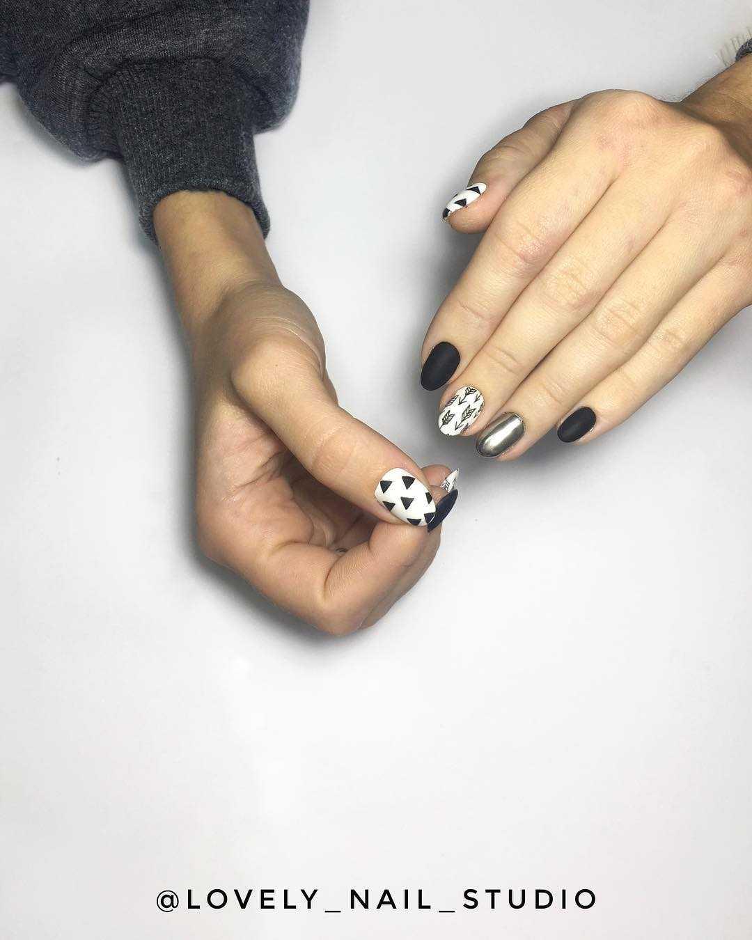 Ногти Квадрат Короткие Дизайн Фото
