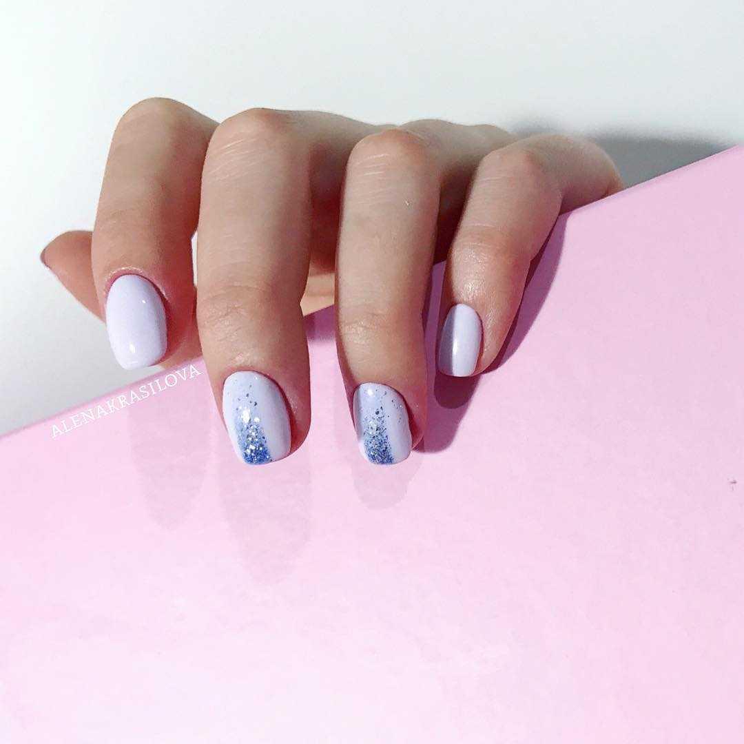 Геометрия на ногтях гель-лаком (36 фото как сделать дизайн)