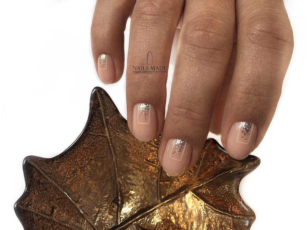 идеи маникюра для маленьких ногтей