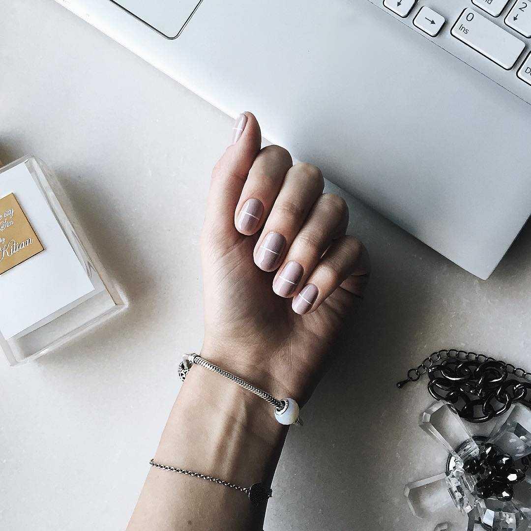 как фотографировать свои ногти