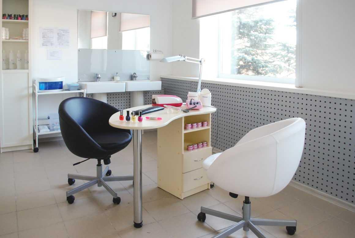 как должен выглядеть маникюрный кабинет