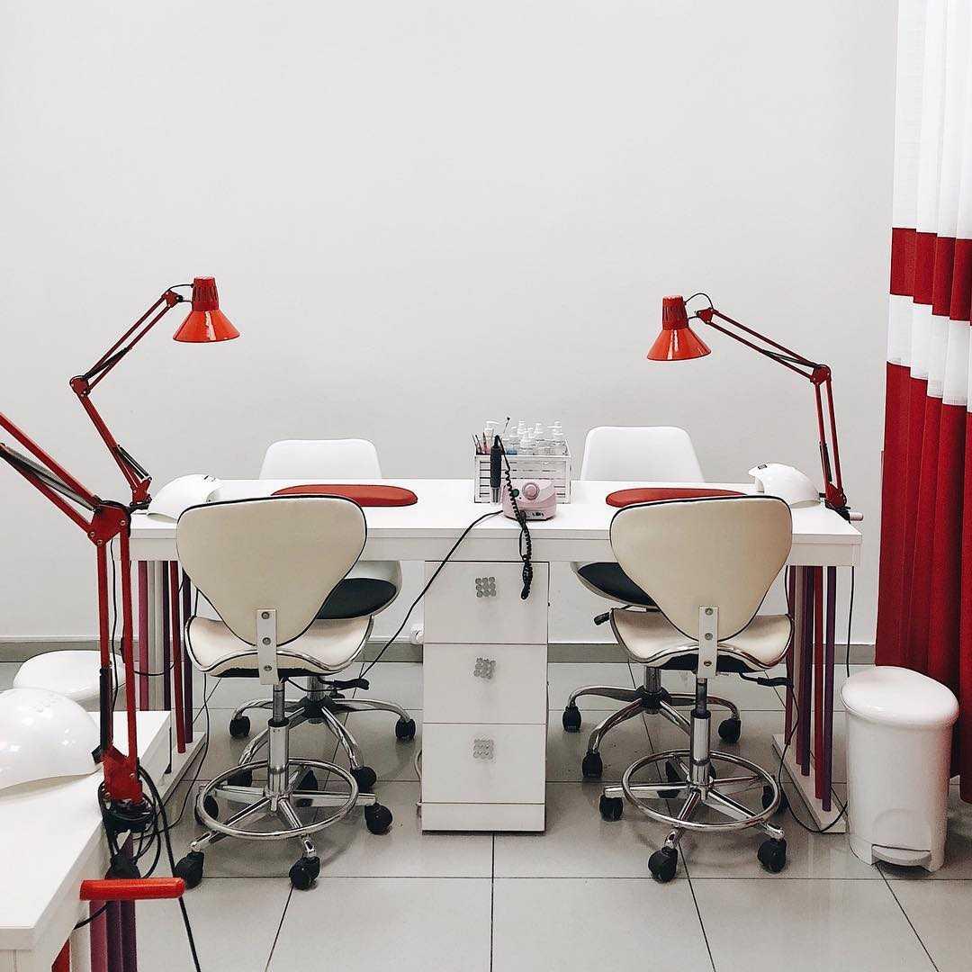 мебли для маникюрного кабинета