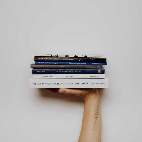 Книги о минимализме на русском и английском