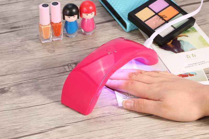 Лампа для маникюра LED