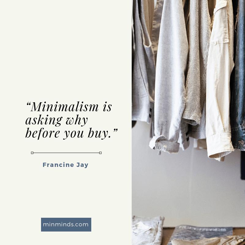 Цитаты о минимализме