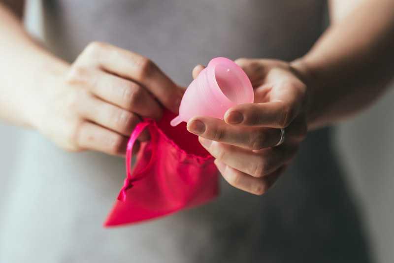 Менструальная чаша (капа)