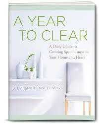 Stephanie Bennett Vogt «A Year to Clear»