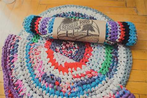 Recycled Rugs