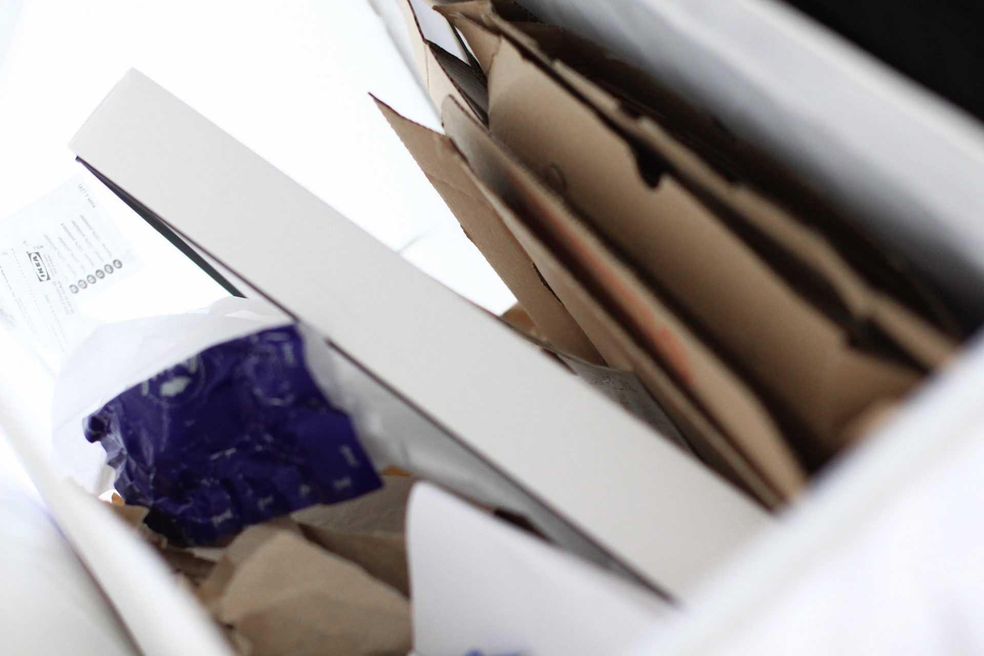 Сортировка бумаги