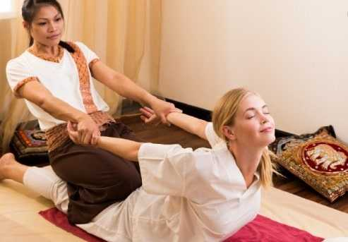 Тайский массаж традиционный