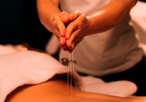 Тайский массаж с маслом