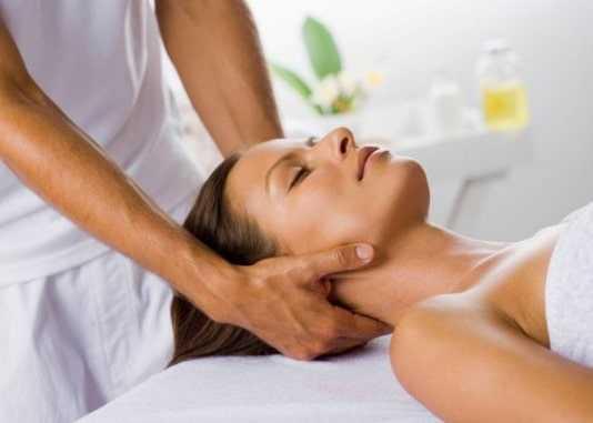 Тайский массаж головы и воротниковой зоны