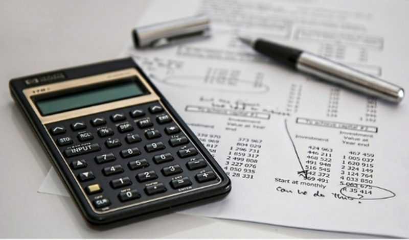 калькулятор и расчеты