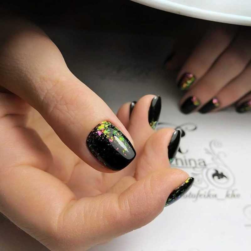 black-nails-111