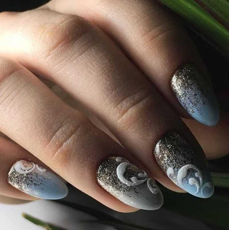 grey-nail-118