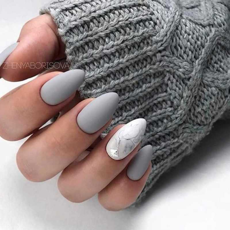 grey-nail-45