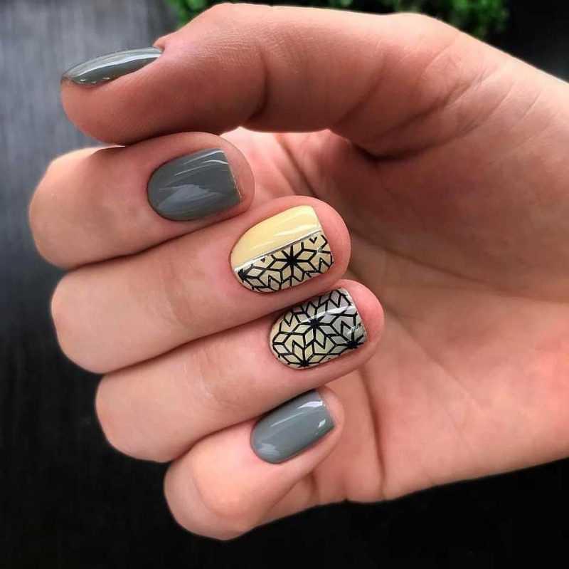grey-nail-73