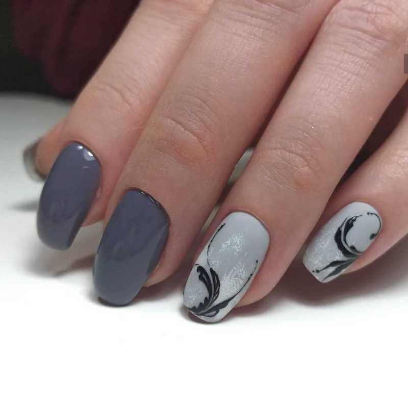 grey-nail-97