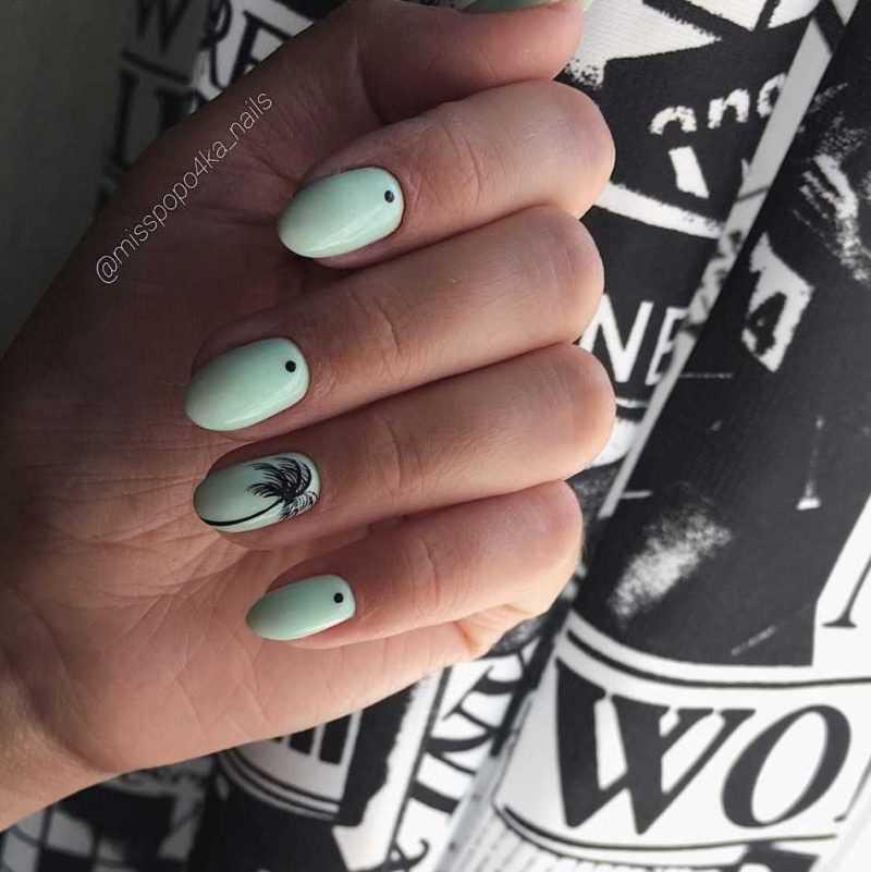 mint-nail-81