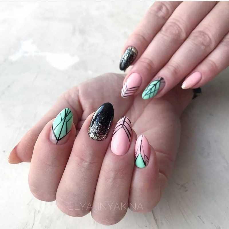 mint-nail-97
