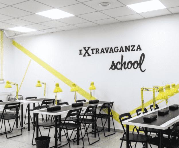 Школа маникюра Extravagansa
