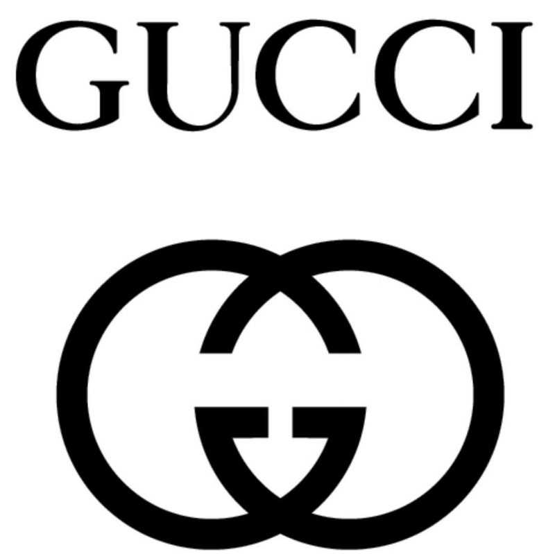 логотип гуччи