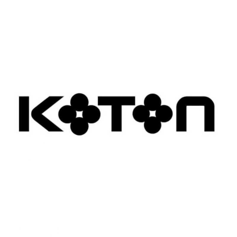 логотип котон