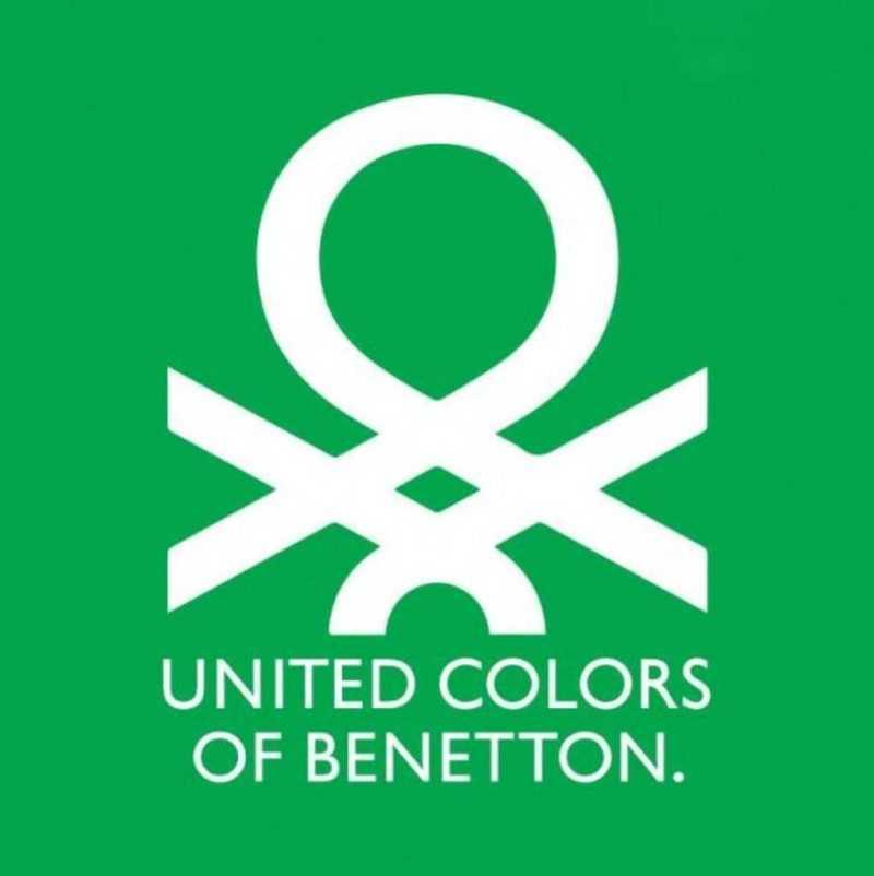 логотип юнайтер колор ов бенеттон