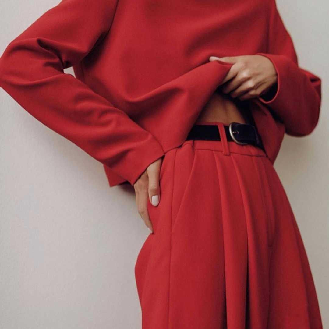 Красный тотал лук