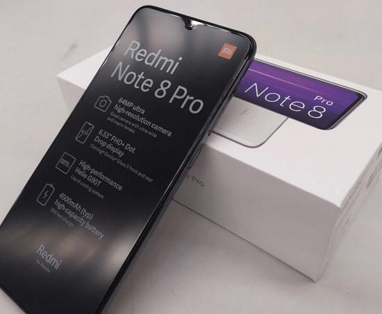 Redmi 8 Pro 64gb