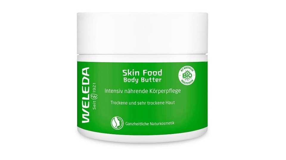 SKIN FOOD, Weleda