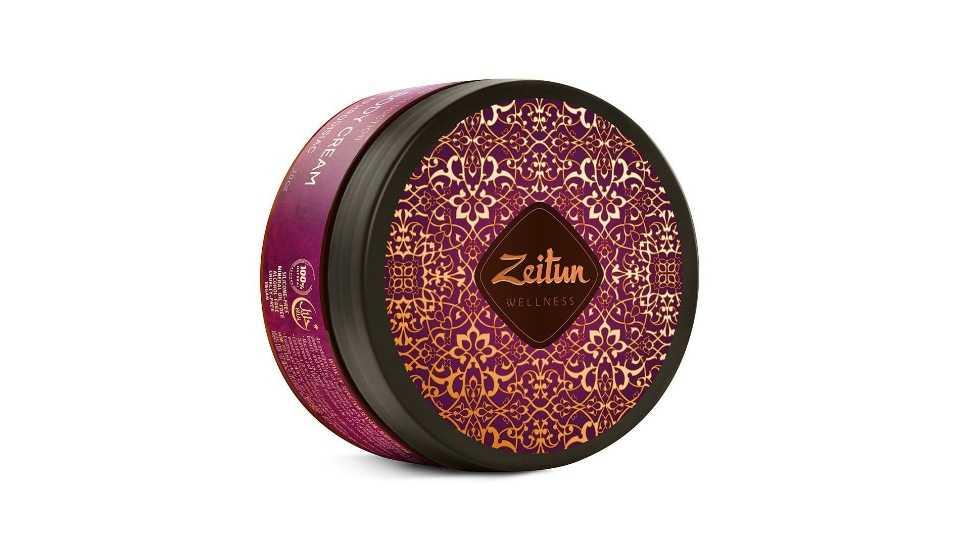 Zeitun чувственный крем для тела