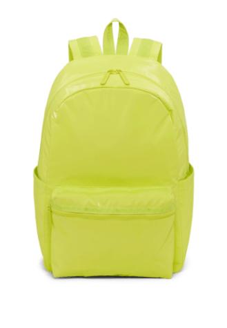 Рюкзак Carson лимонный