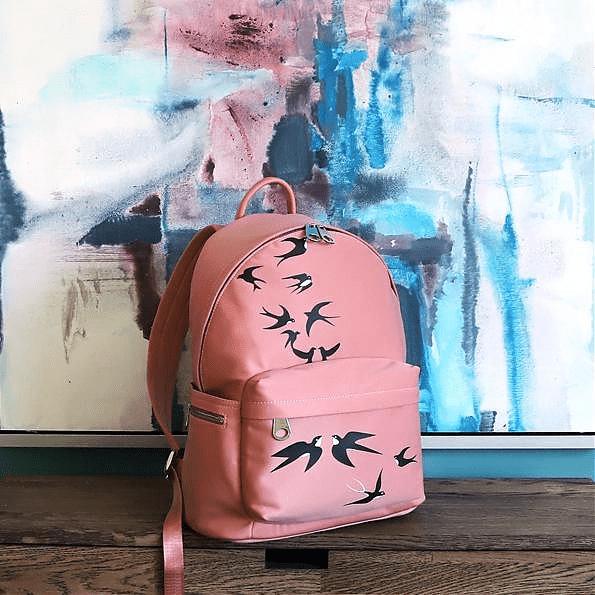 College Bird рюкзак