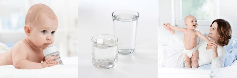 як пити воду дітям